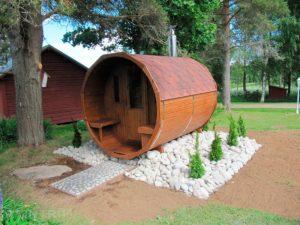 Какую баню построить на загородном участке: основные нормы, выбор материала и планировка
