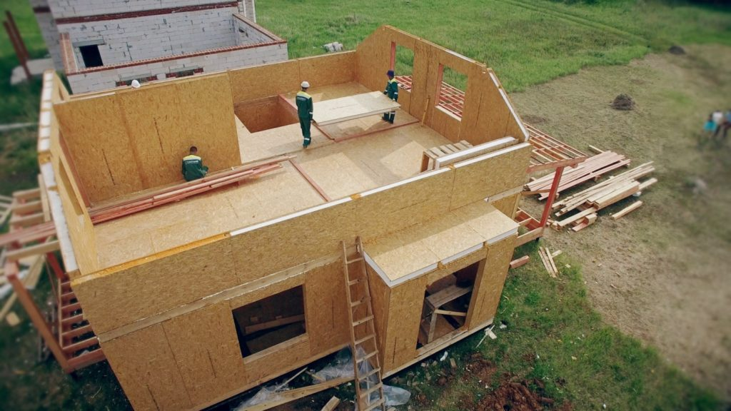 Дома из СИП-панелей: их преимущества и недостатки
